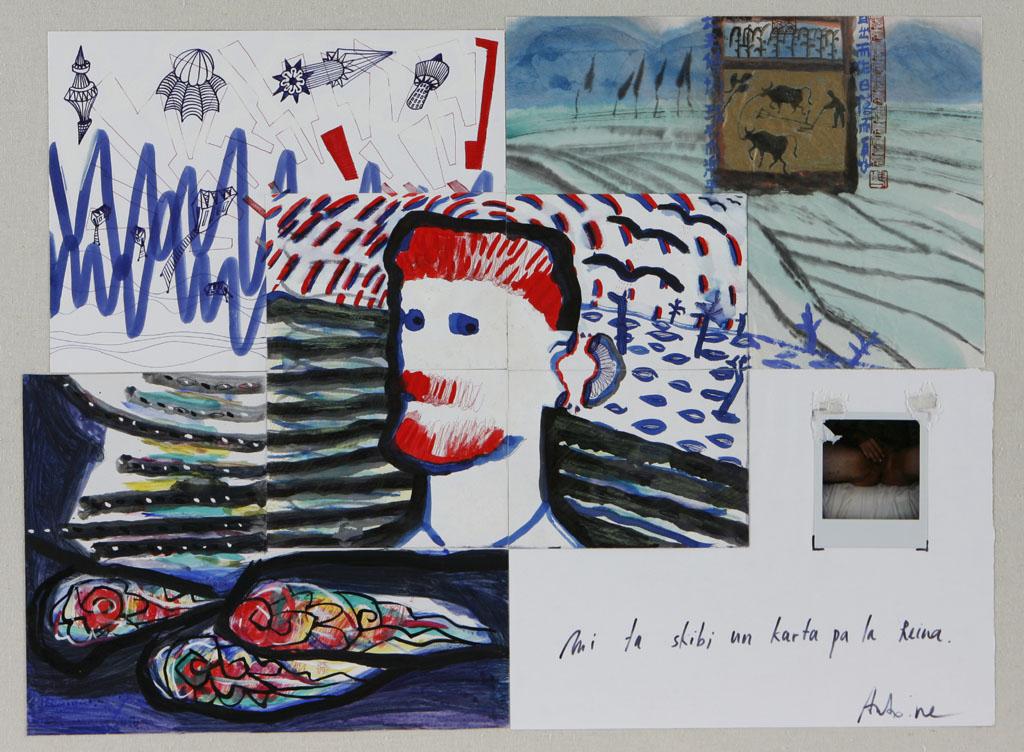 Henk - Feng - Rienke - Hoa - Antoine